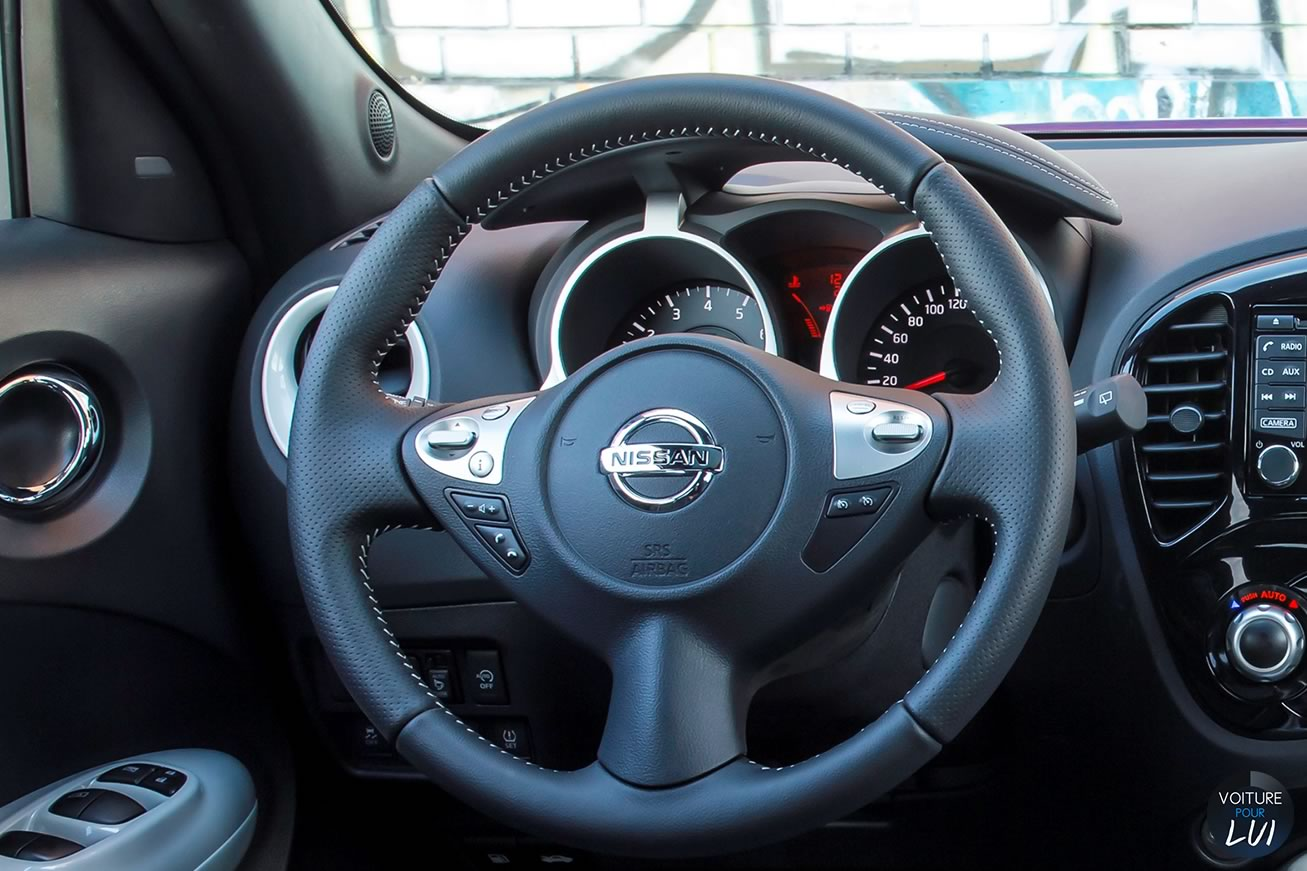 Nissan juke 2015 retroviseur for Interieur nissan juke