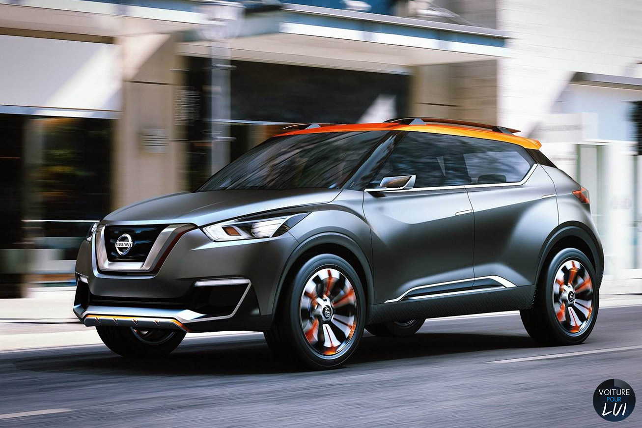 Nouvelle photo : NissanKicks-Concept