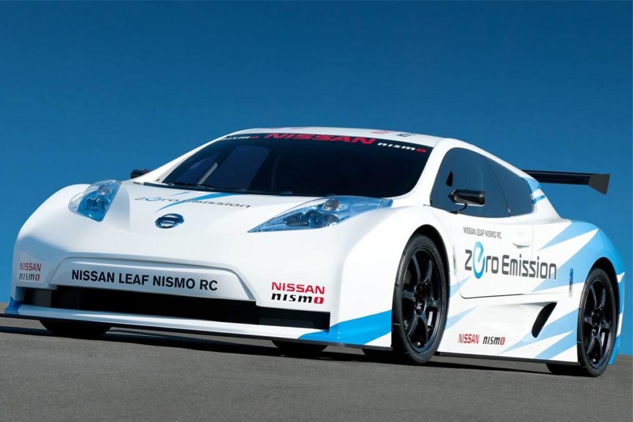 Les nouvelles photos de : Leaf-Nismo-RC-Concept