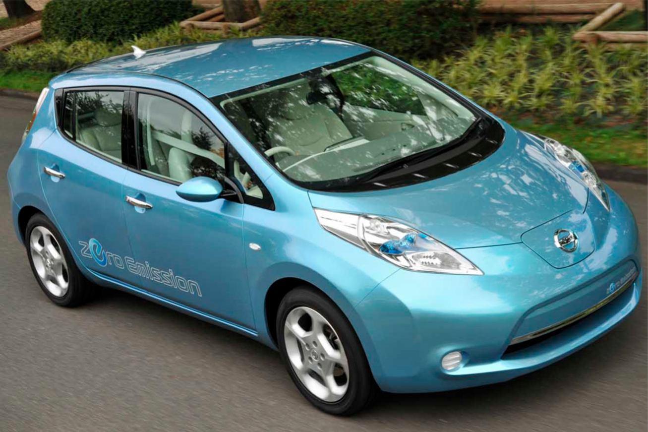 Nissan Leaf photo
