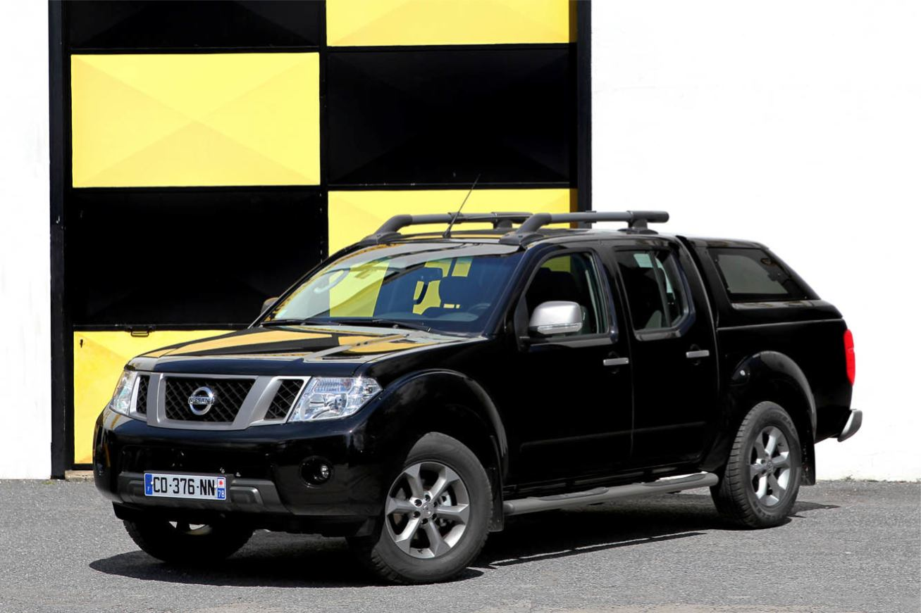 Les nouvelles photos de : NAVARA-Pick-Up-Business-Edition