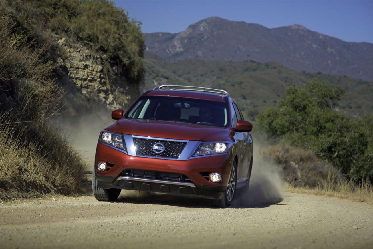 Photo nissan pathfinder 2013 2013 for Exterieur pathfinder