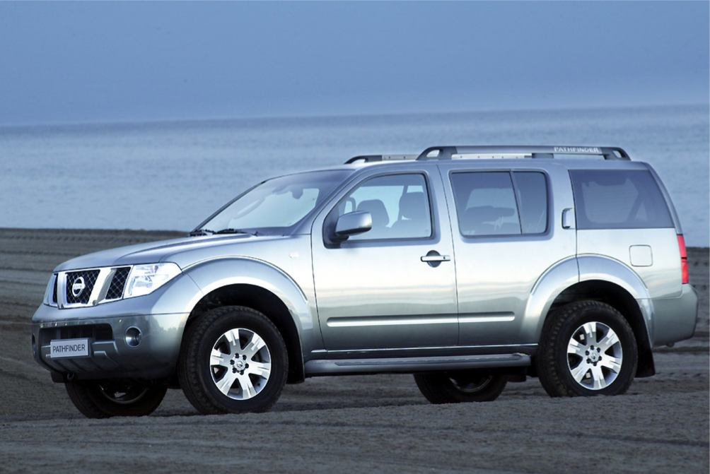 Nissan pathfinder photo for Exterieur pathfinder