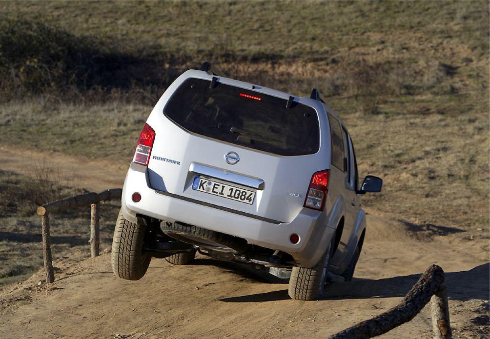Pathfinder 2007 photos 4x4 for Exterieur pathfinder