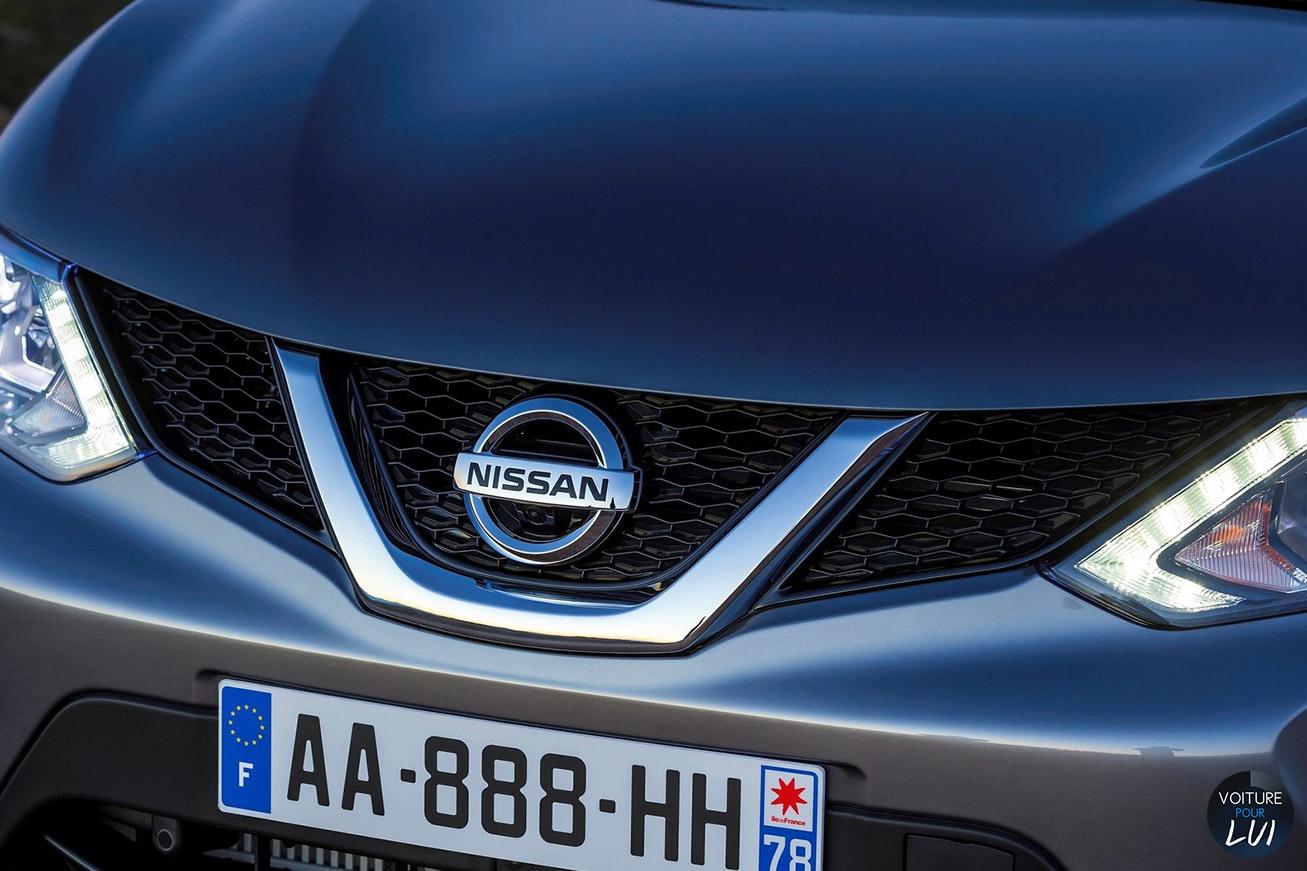 Nissan qashqai 2014 calandre Interieur qashqai 2014