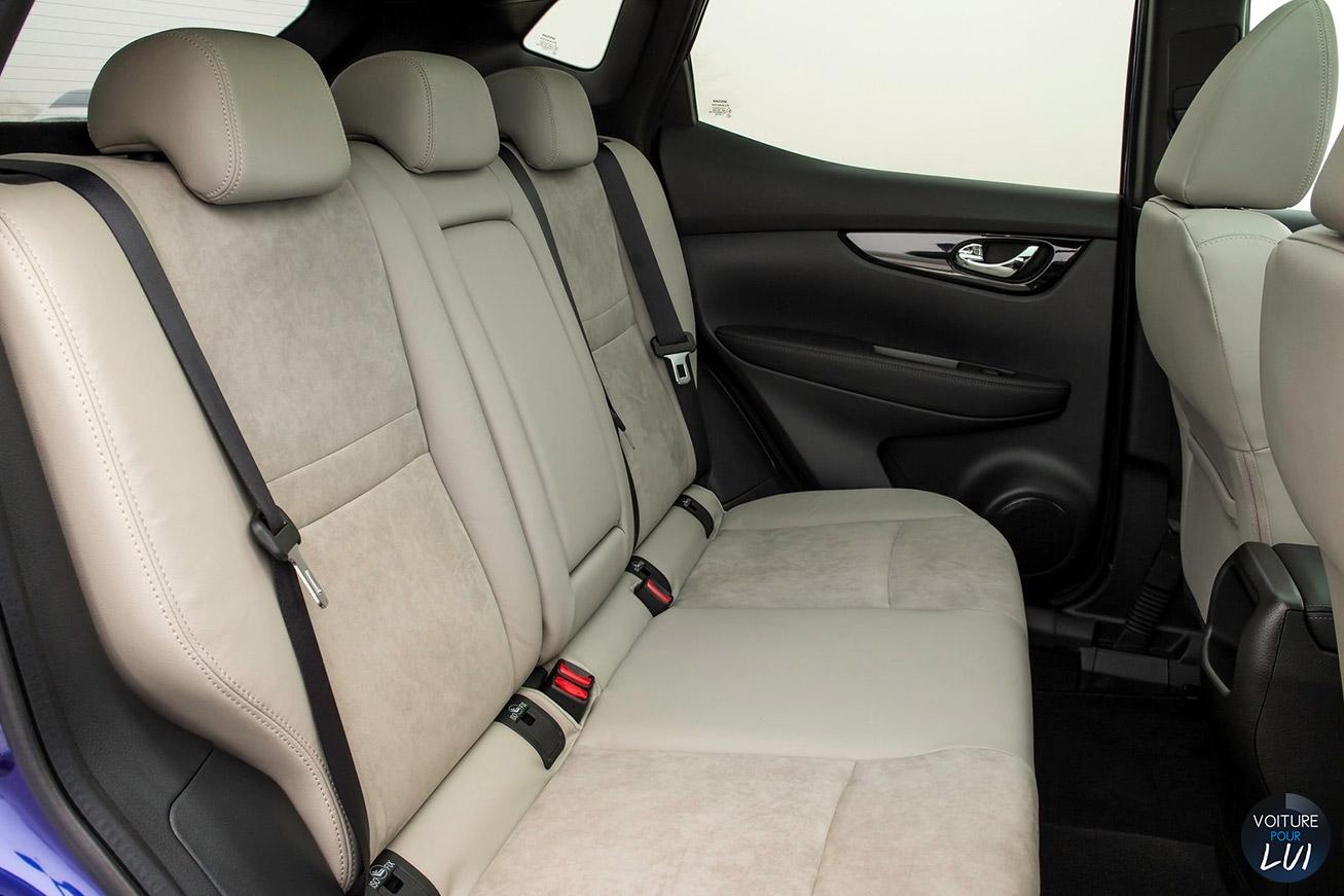 Nissan qashqai 2014 profil Interieur qashqai 2014