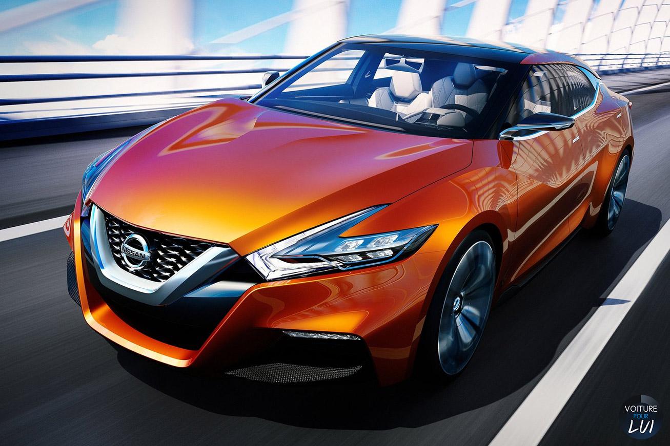 Les nouvelles photos de : Sport-Sedan-Concept