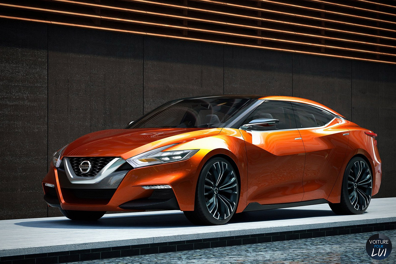 Nissan Sport Sedan Concept