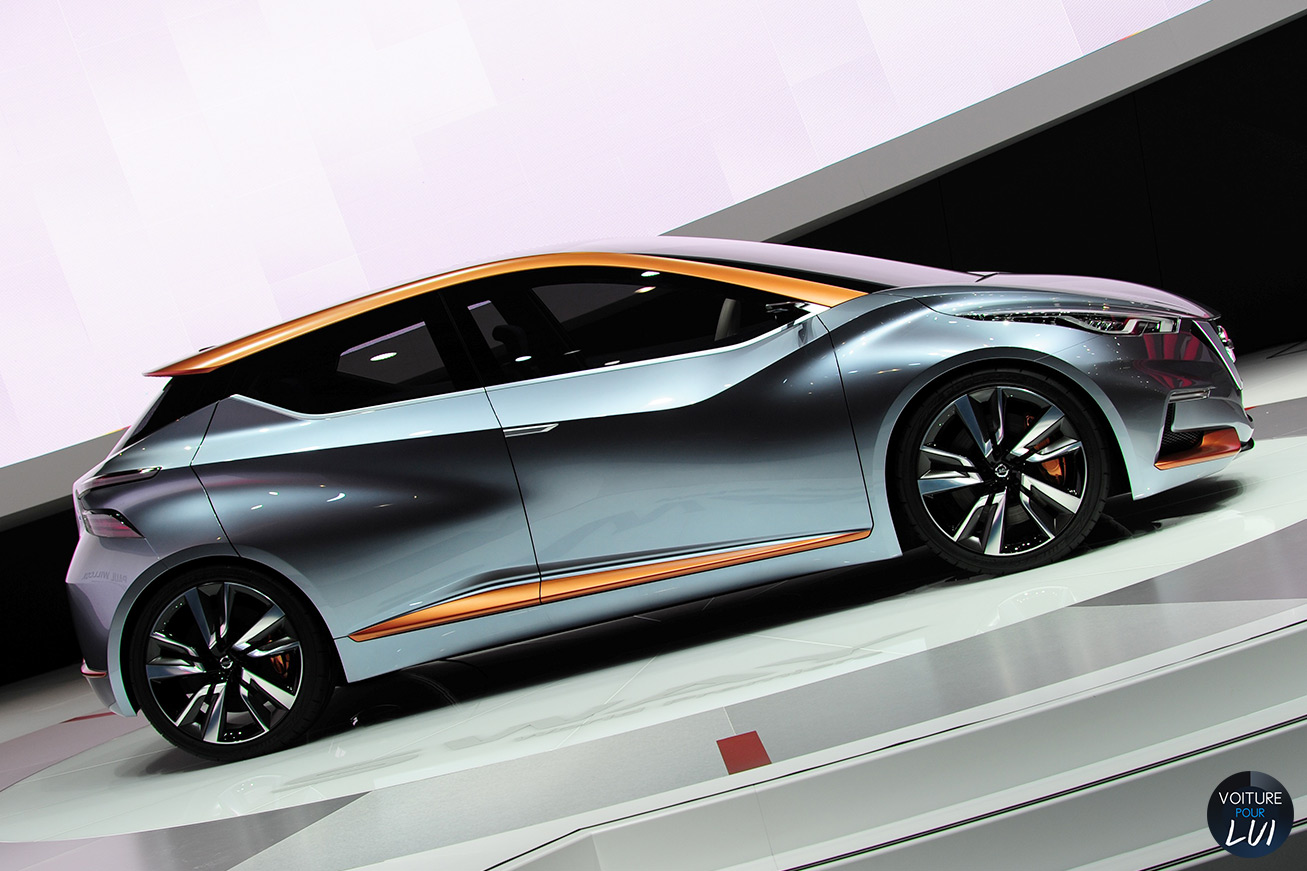 Photo nissan sway concept salon geneve 2015 2015 for Geneve 2015 salon