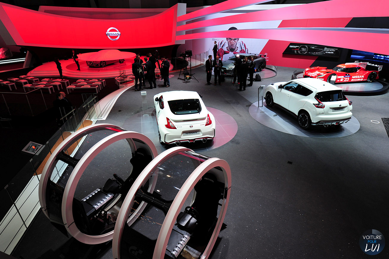 Photos nissan sway concept salon geneve 2015 2015 numero 10 - Geneve 2015 salon ...
