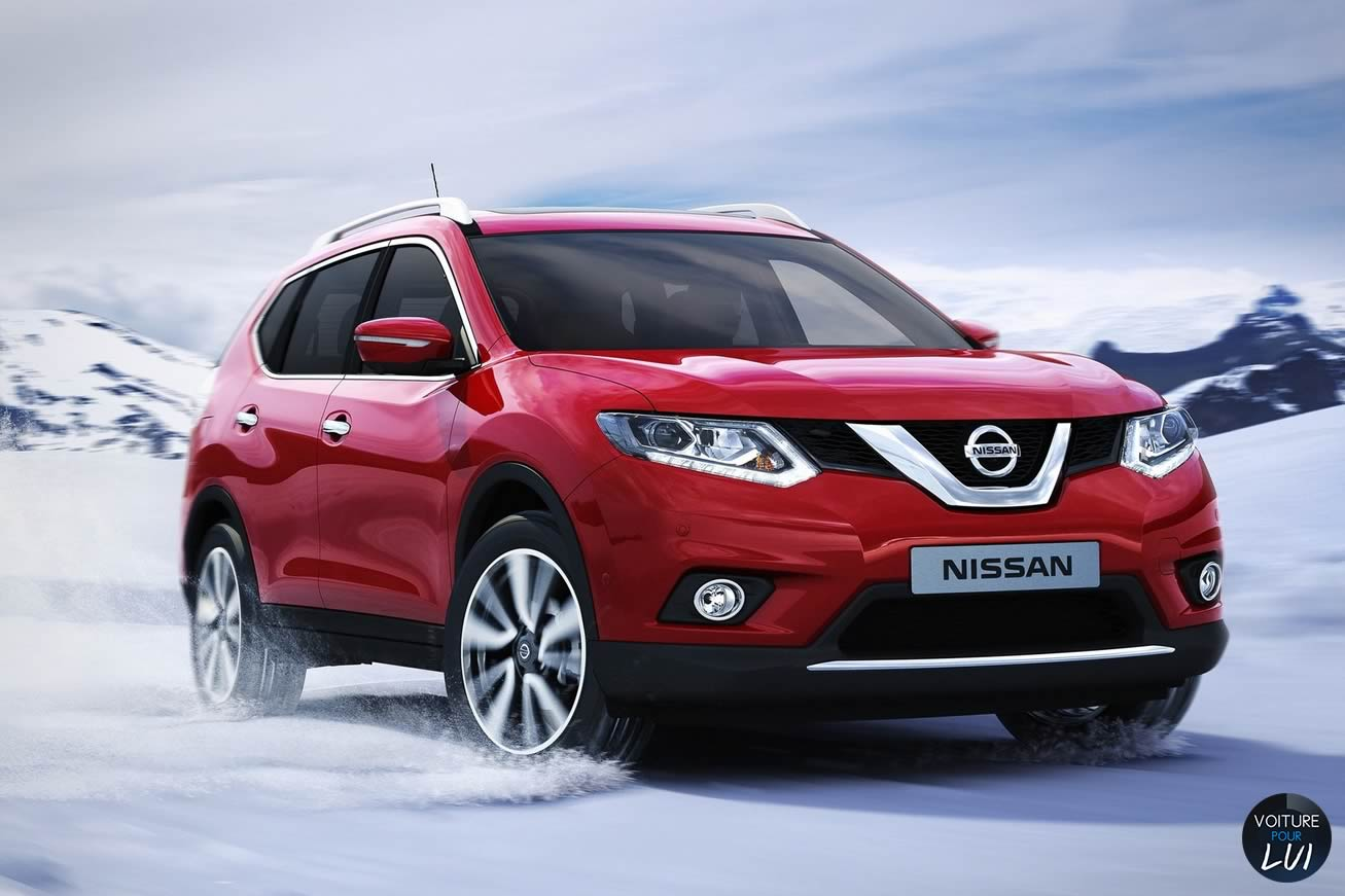 Nouvelle photo : NissanX-Trail-2014