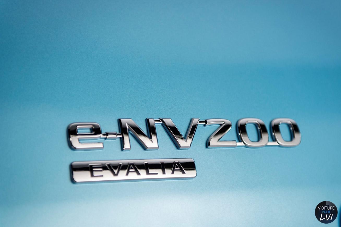 Nissan e NV200
