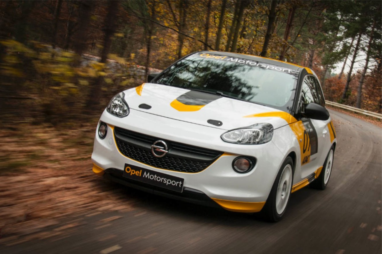 Nouvelle photo : OpelADAM-Cup