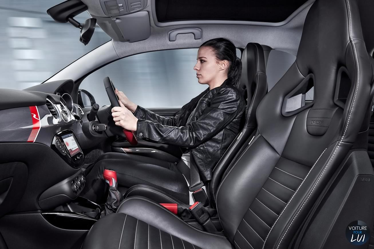 Adam rocks s 2015 photos citadine for Opel adam s interieur