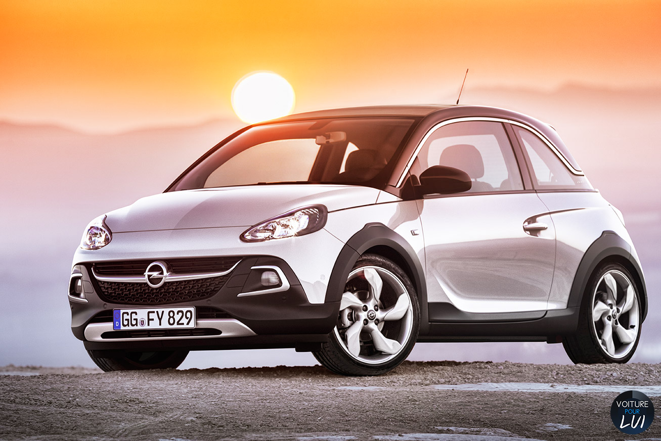 Opel Adam-Rocks