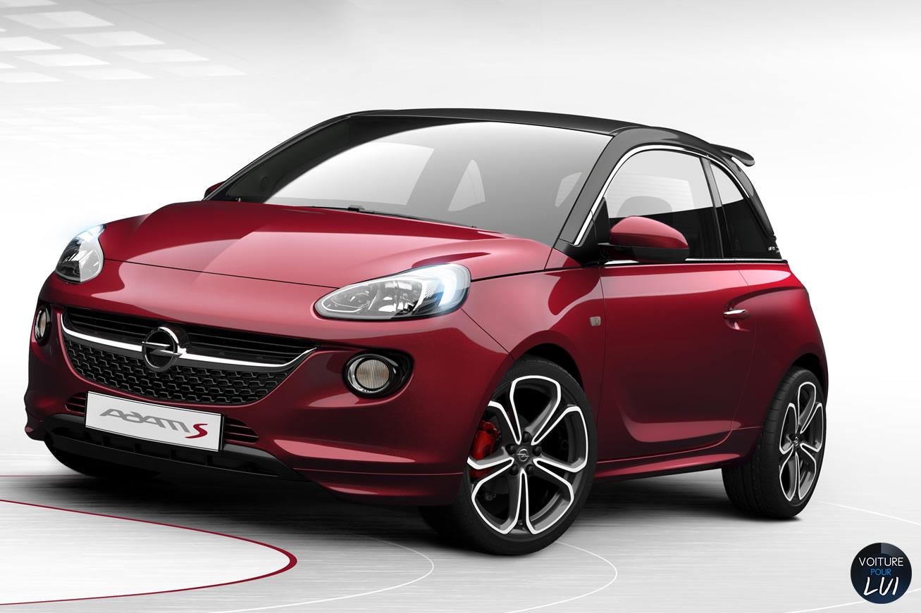 Opel Adam-S-Concept