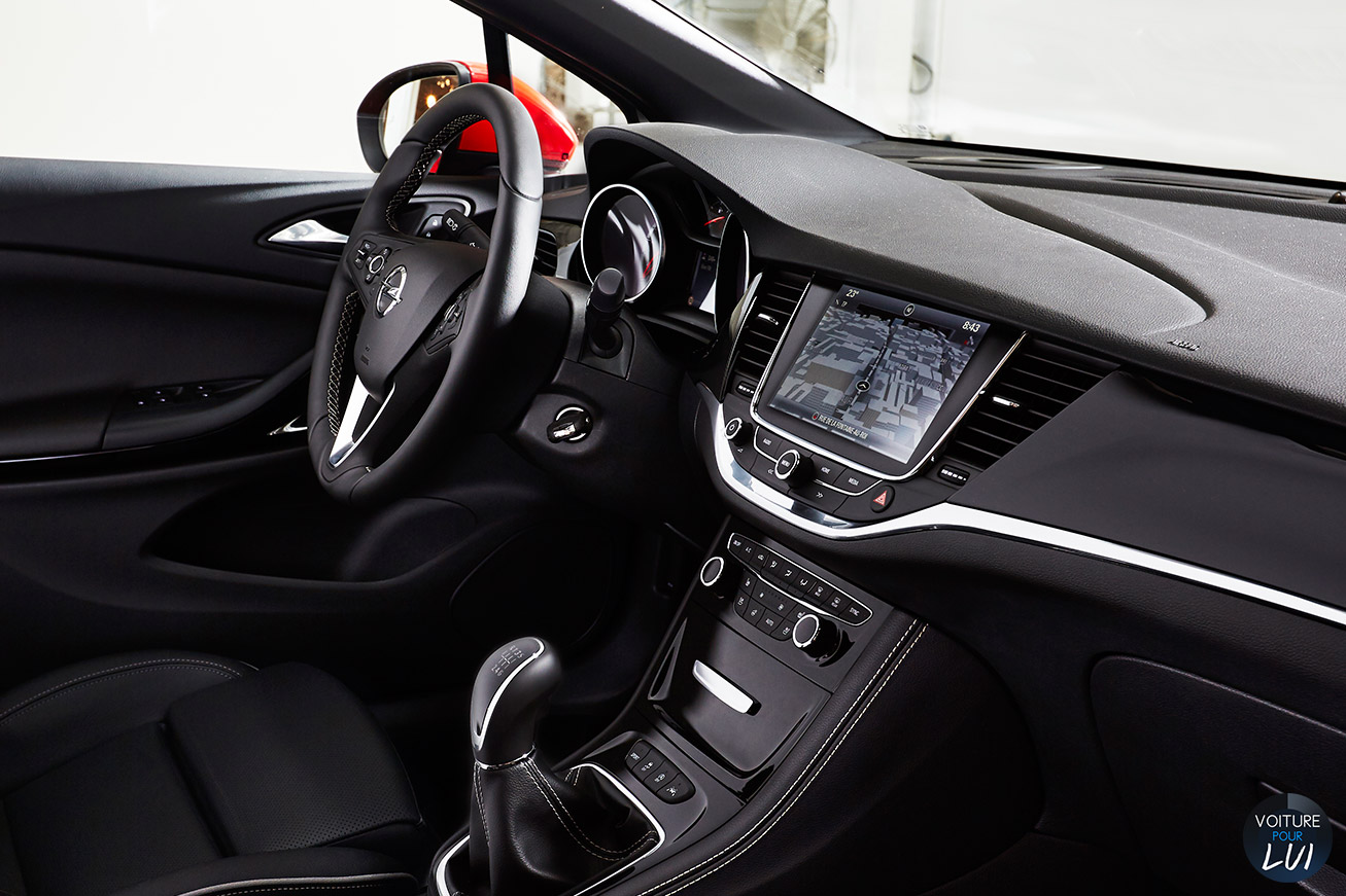 Photos opel astra 2015 2016 numero 19 for Opel astra f interieur