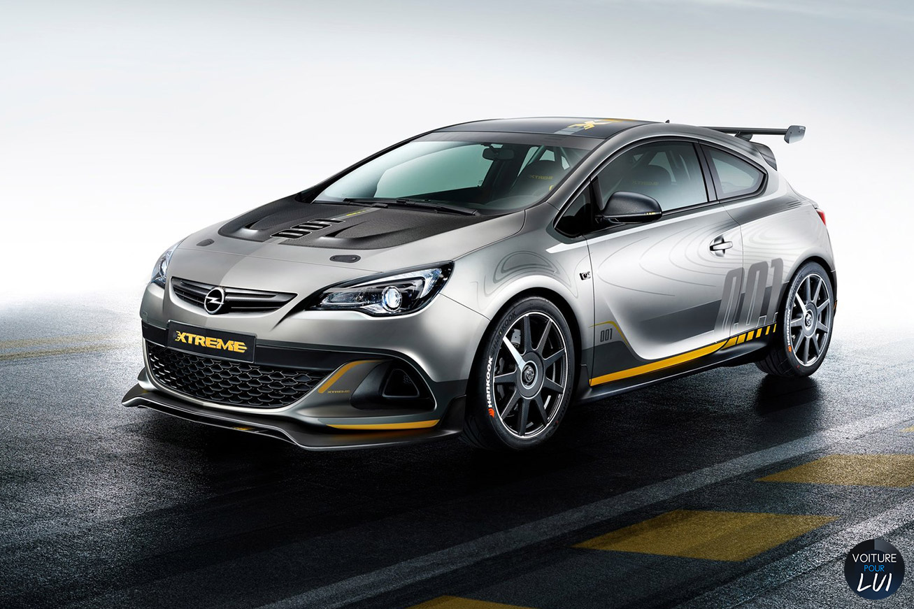 photo opel astra opc extreme 2015. Black Bedroom Furniture Sets. Home Design Ideas