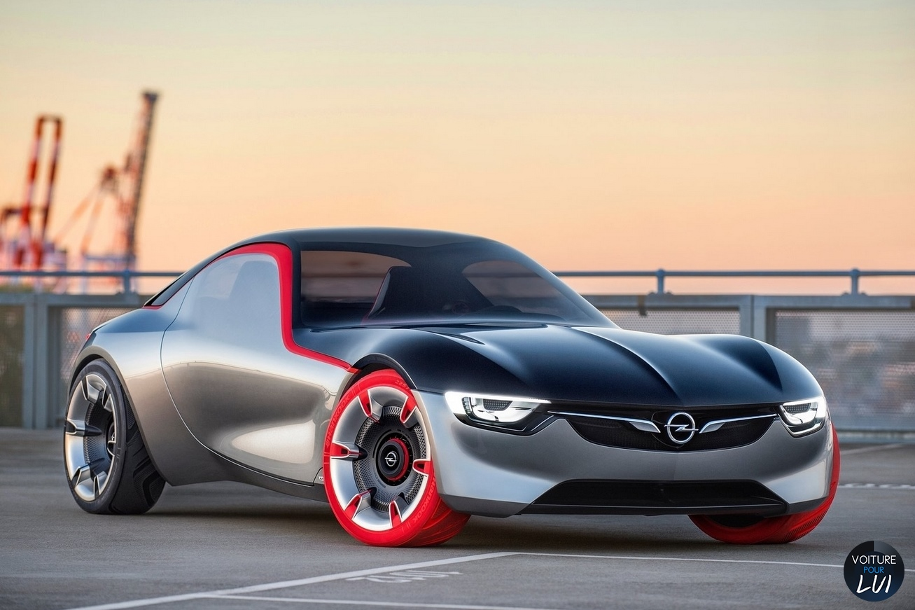 Nouvelle photo : OpelGT-Concept-2016