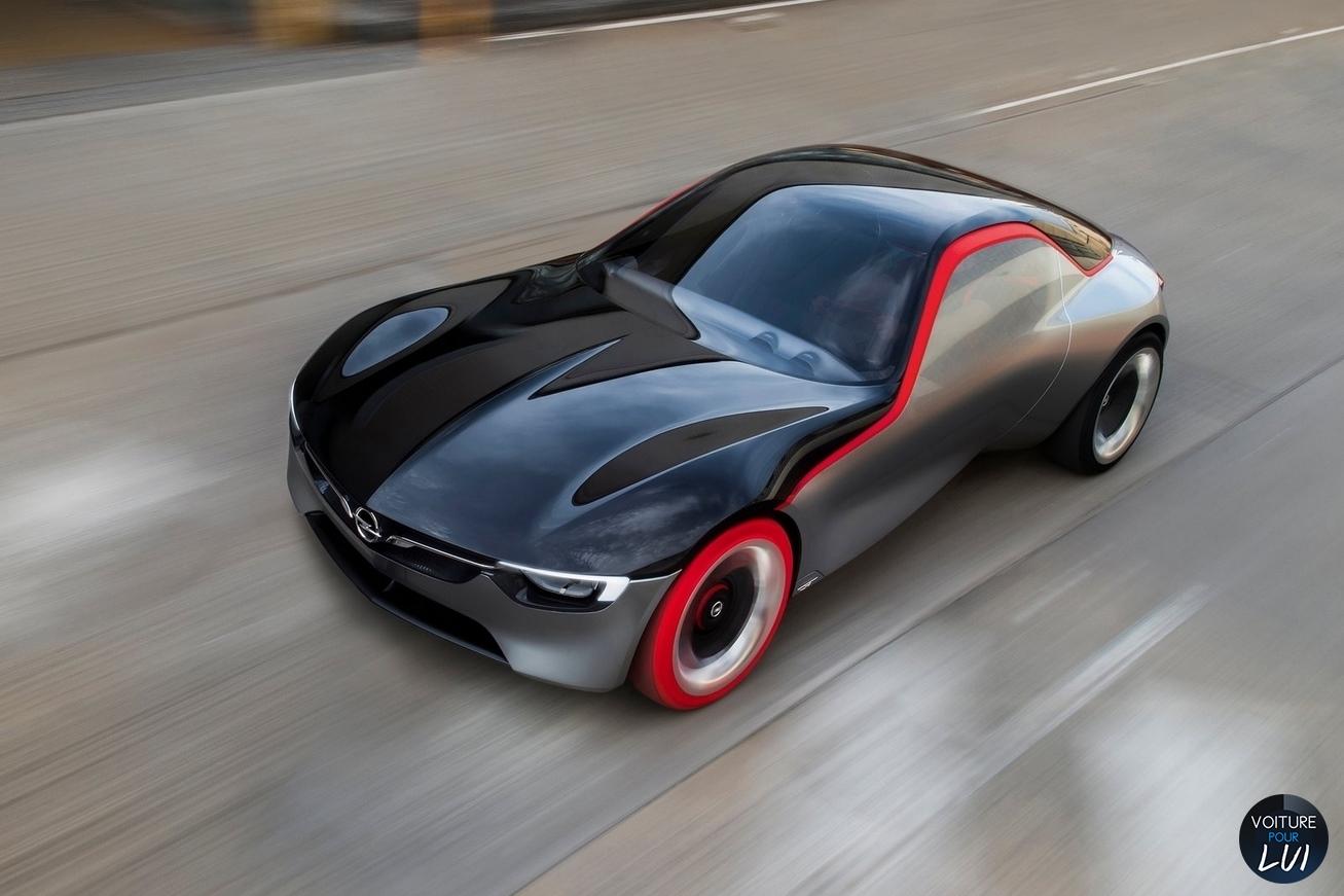 Opel  GT CONCEPT 2016   Avant Gris Rouge  http://www.voiturepourlui.com/images/Opel//Exterieur/Opel_GT_Concept_2016_008_avant_gris_rouge.jpg