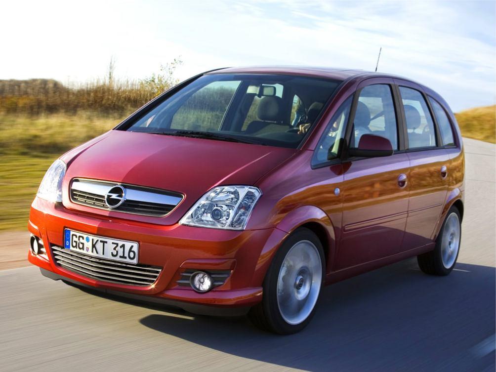 Opel Meriva photo