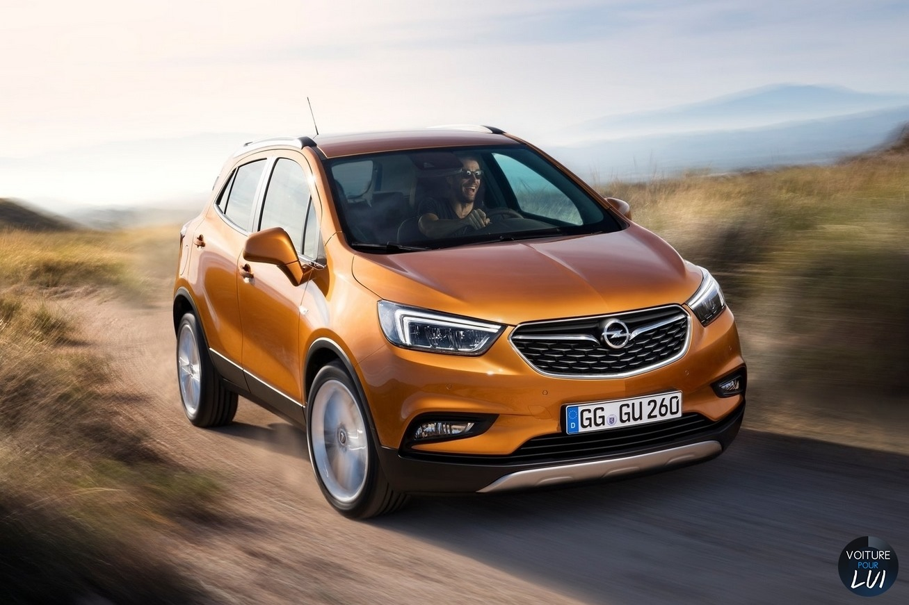 Nouvelle photo : OpelMokka-X-2016