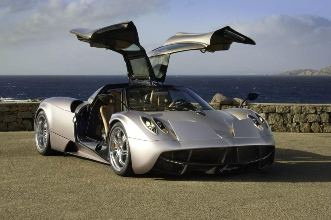 Nouvelle photo : PaganiHuayra