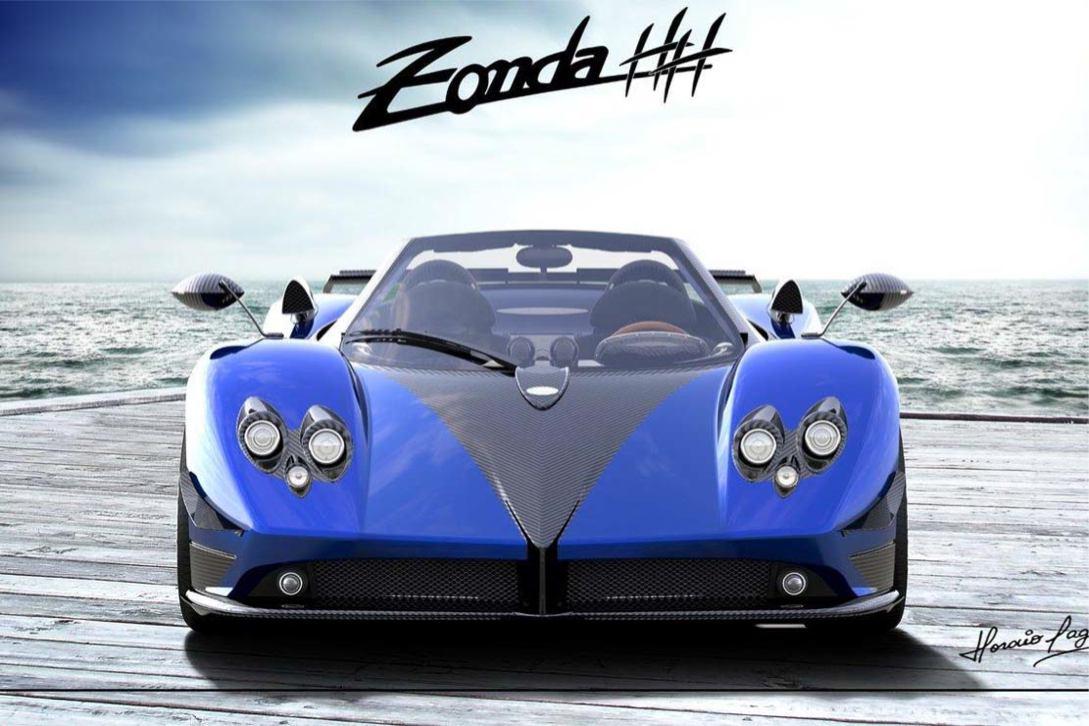 Les nouvelles photos de : Zonda-HH