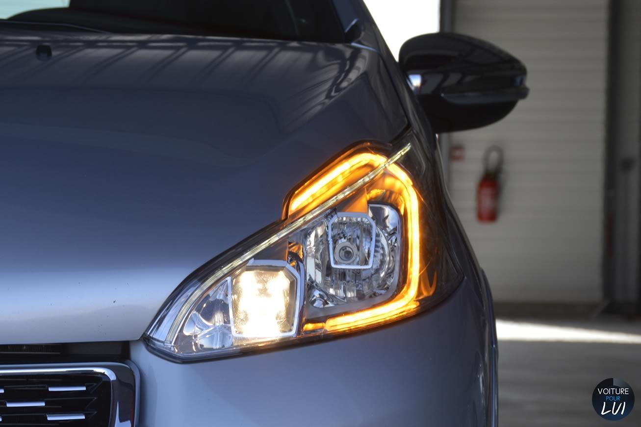 Peugeot 208 gti 2015 peugeot 208 gti 2015 040 clignotant for Verification exterieur 208