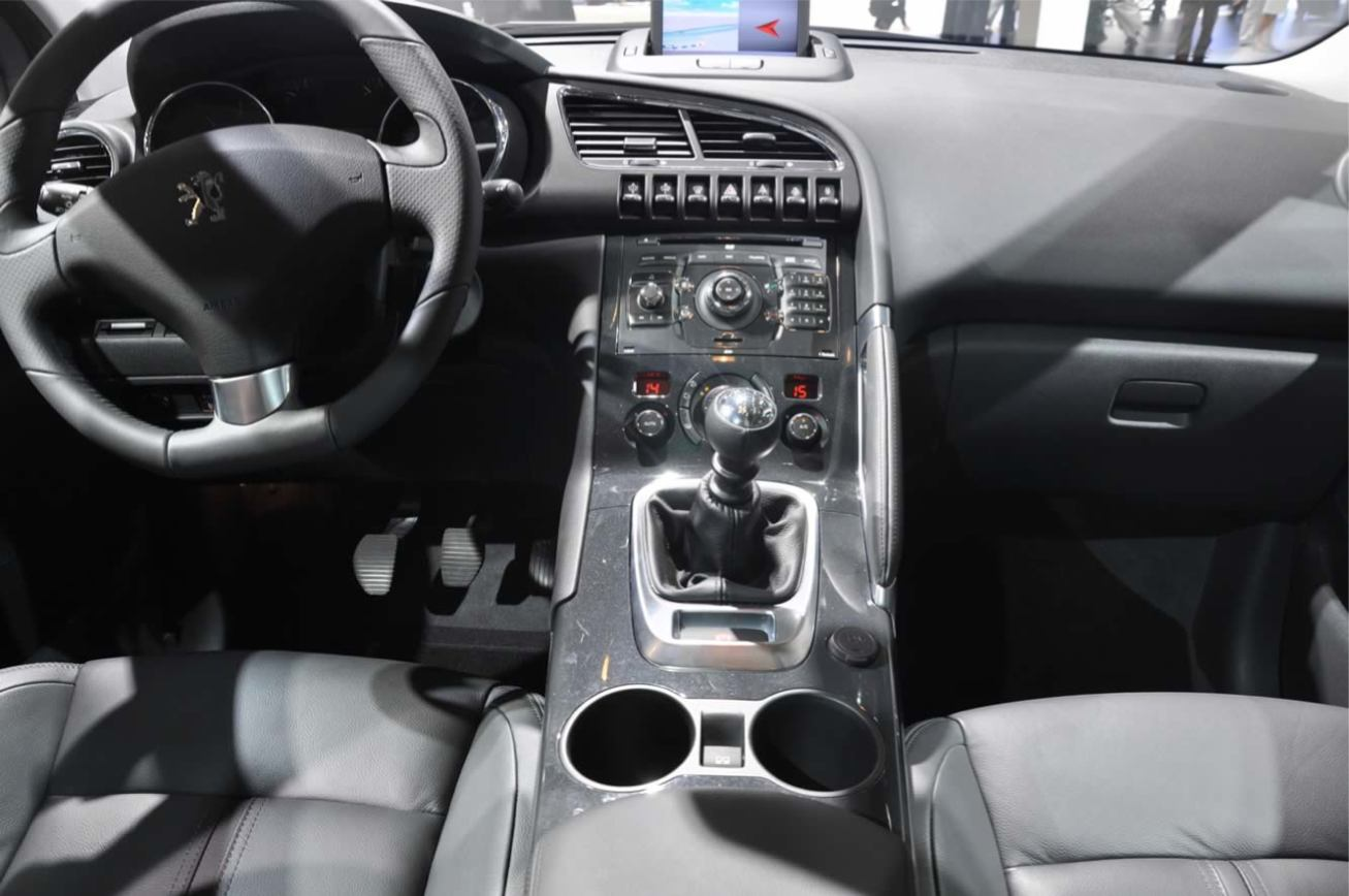 3008 2009 2009 photos suv for Interieur 3008