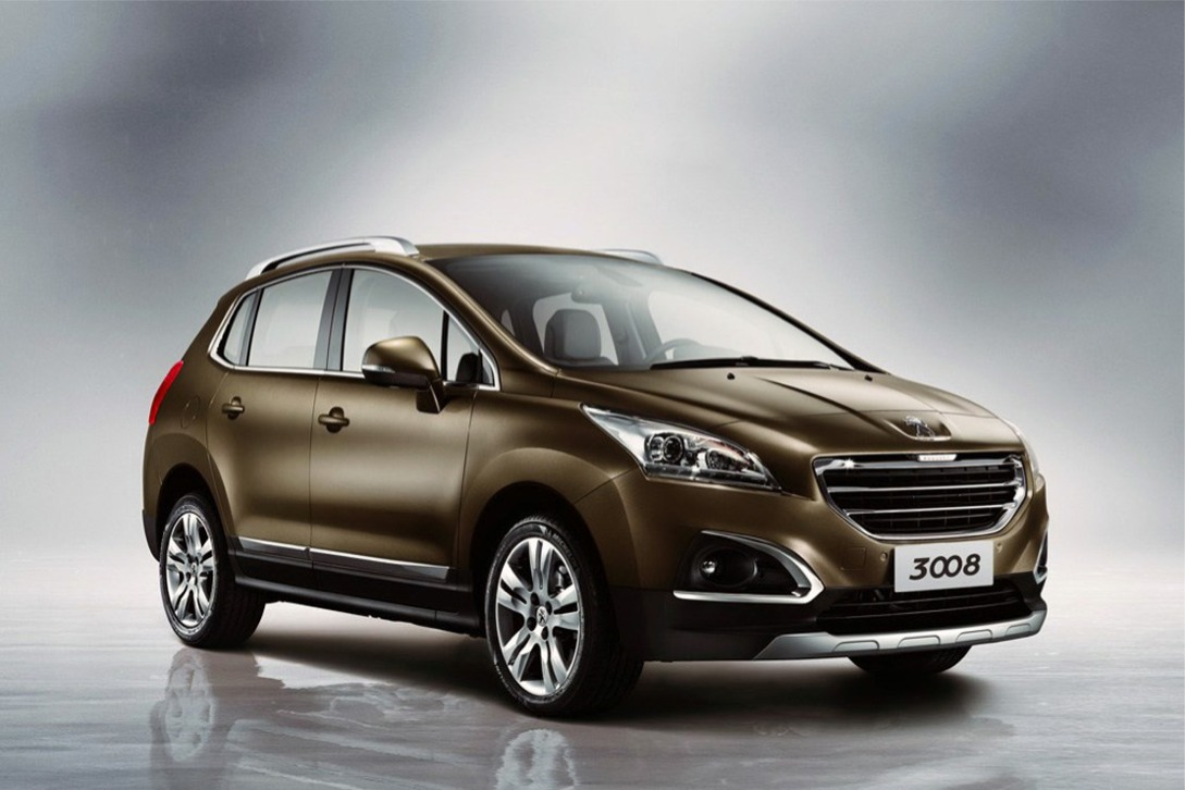 Nouvelle photo : Peugeot3008-2013-DongFeng