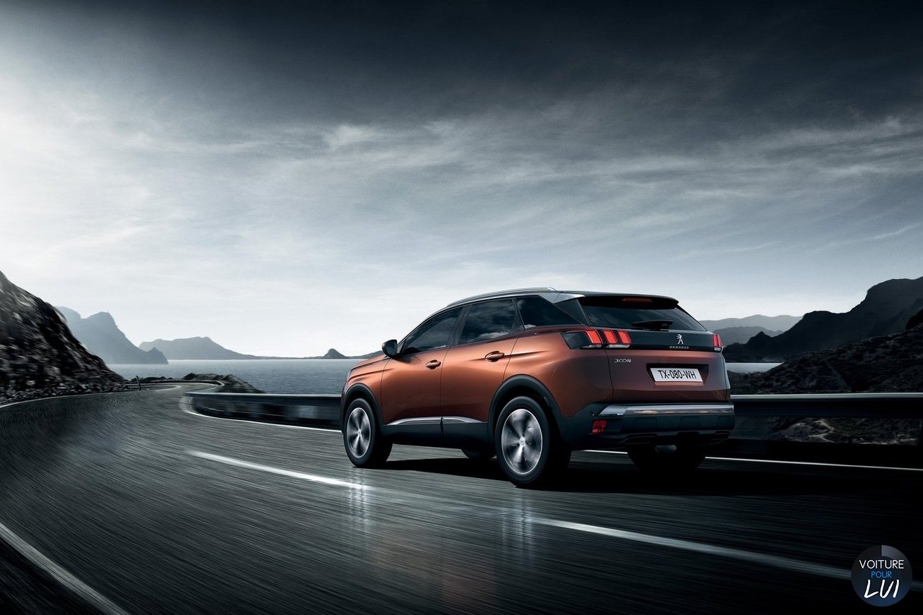 Peugeot 3008 2016 suv photo for 3008 exterieur