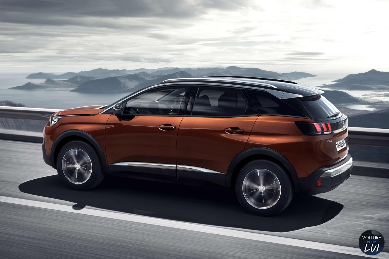 Photos peugeot 3008 2016 2016 numero 11 for 3008 exterieur