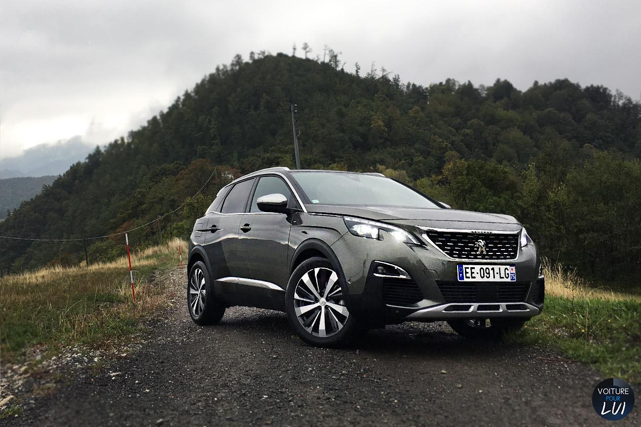 Nouvelle photo :Peugeot 3008-2017