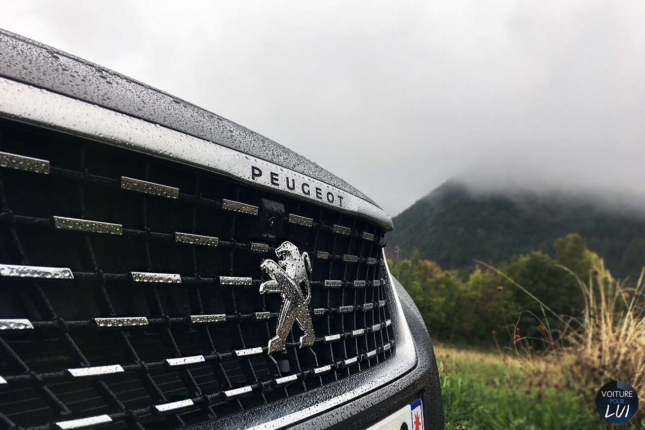 Peugeot 3008 2017 photo for 3008 exterieur