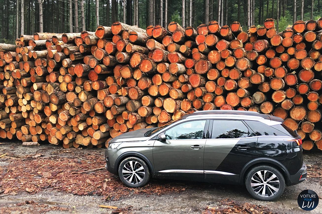 Peugeot 3008 2017 suv photo for 3008 exterieur