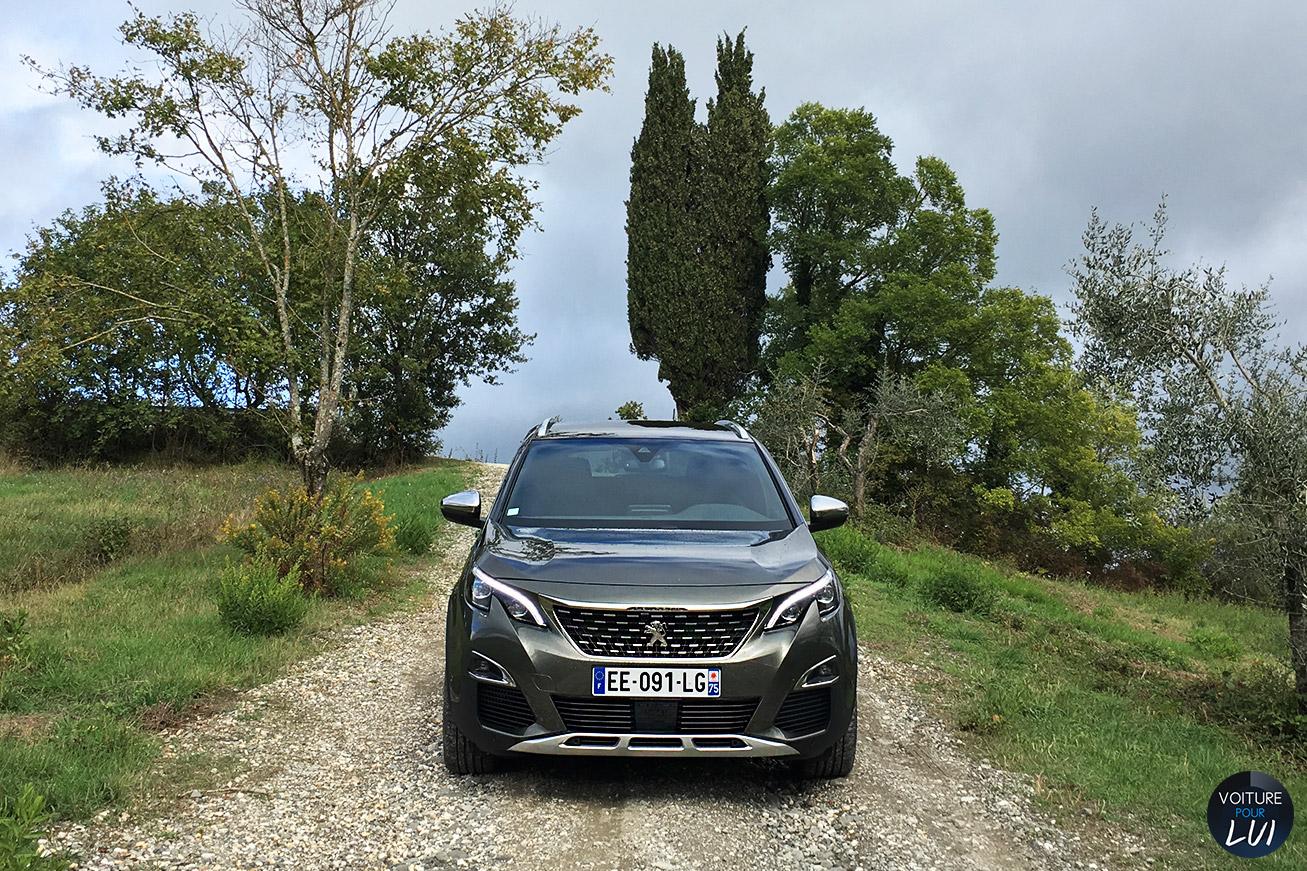 Peugeot  3008 2017   Calandre  http://www.voiturepourlui.com/images/Peugeot//Exterieur/Peugeot_3008_2017_011_calandre.jpg
