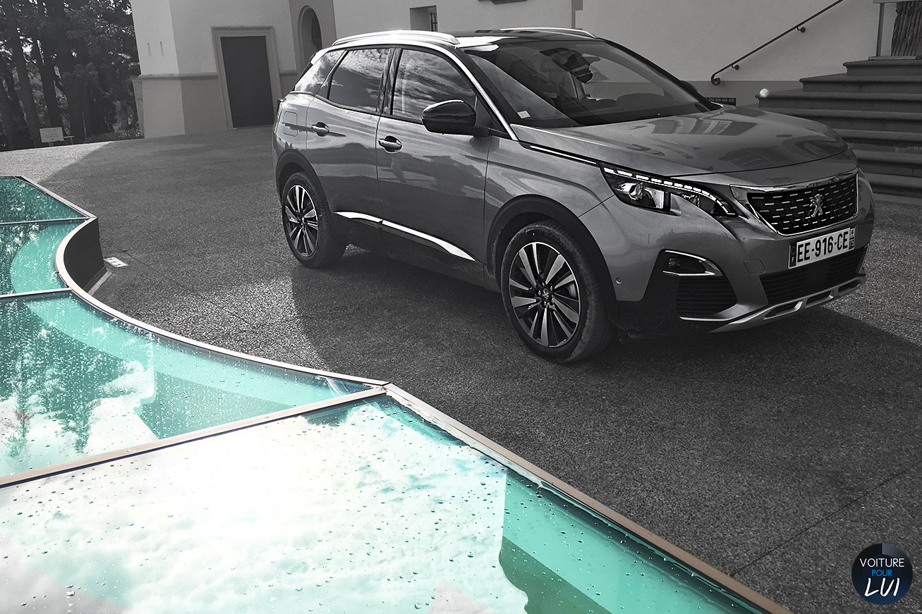 Photos peugeot 3008 2017 2017 numero 14 for 3008 exterieur