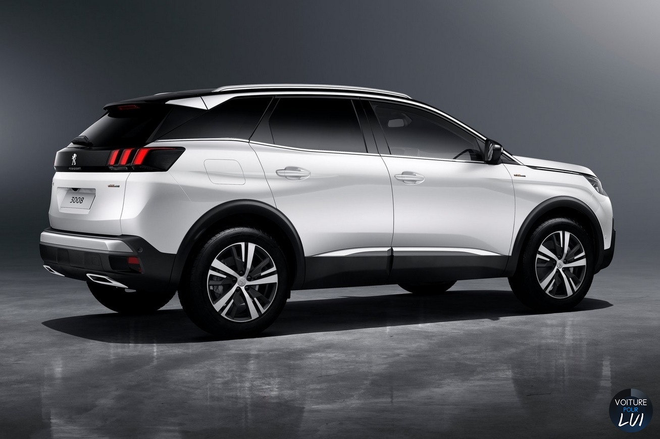 Photos peugeot 3008 gt 2016 2016 numero 22 for 3008 exterieur