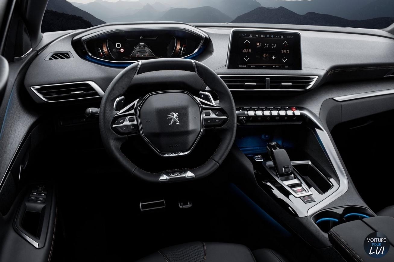Peugeot 3008 GT 2016