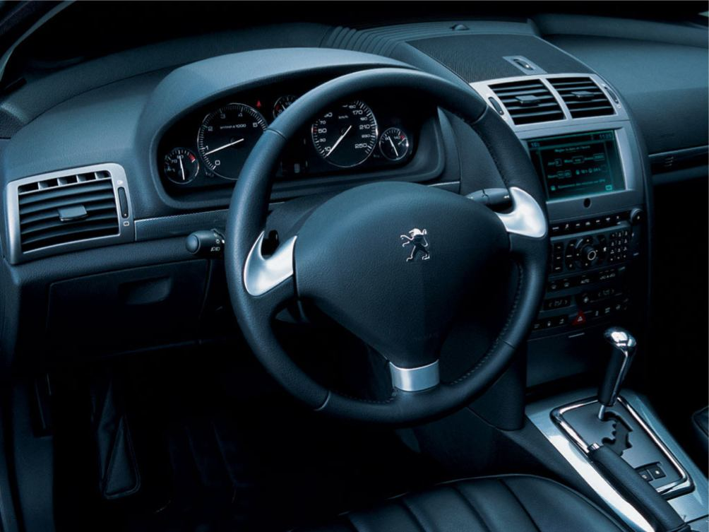 Peugeot 407 peugeot 407 003 for Interieur 407