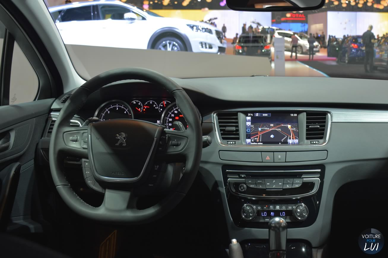 508 rxh mondial auto 2014 2014 photos break for Interieur 508 rxh