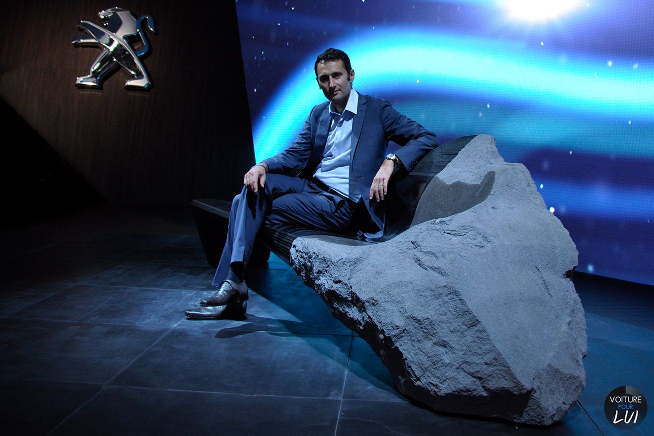 Peugeot Exalt Mondial 2014 photo