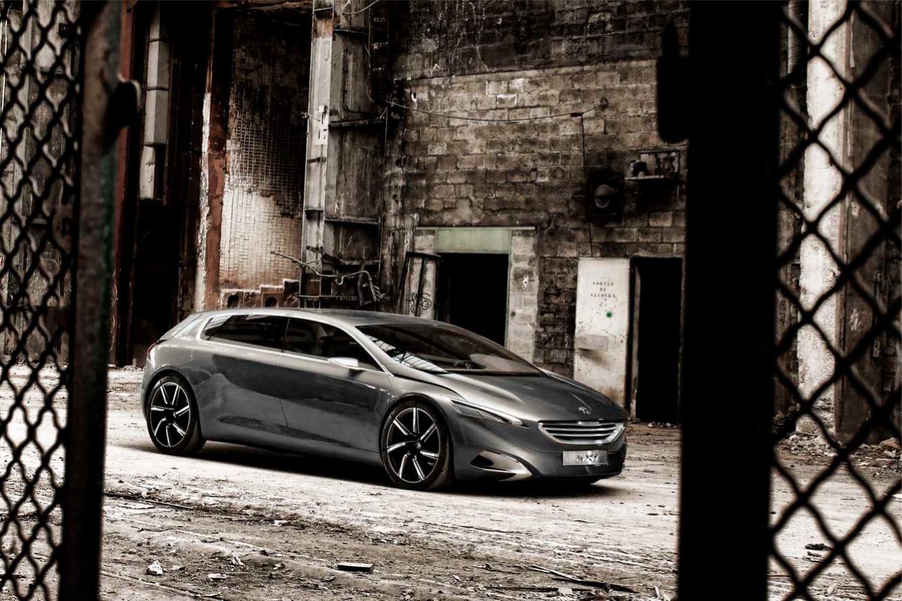 Les nouvelles photos de : HX1-Concept