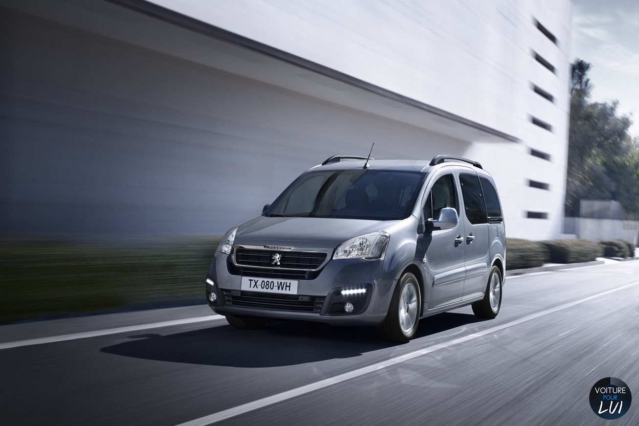 Nouvelle photo : PeugeotPartner-Tepee-2016