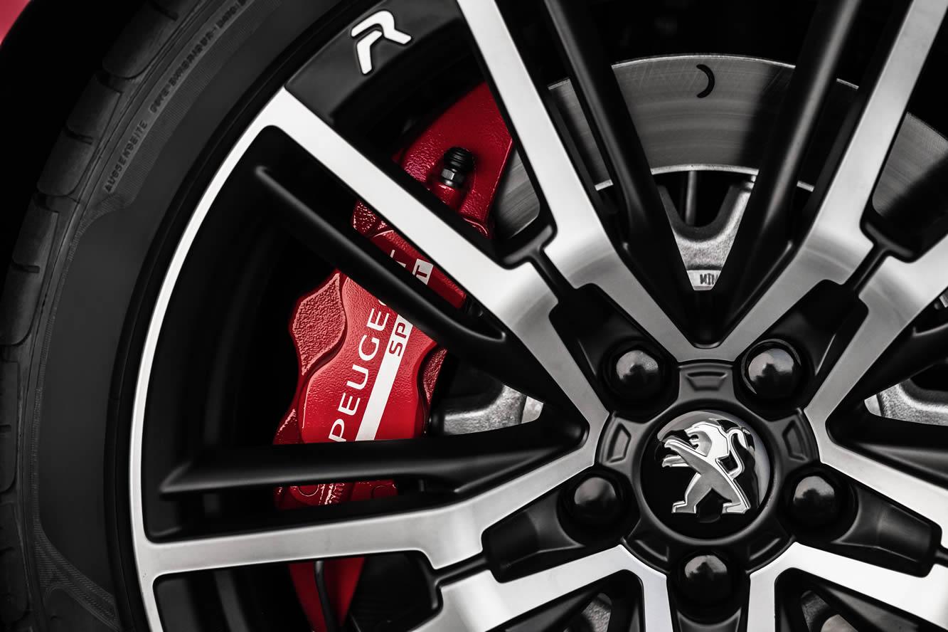Peugeot RCZ R 2014