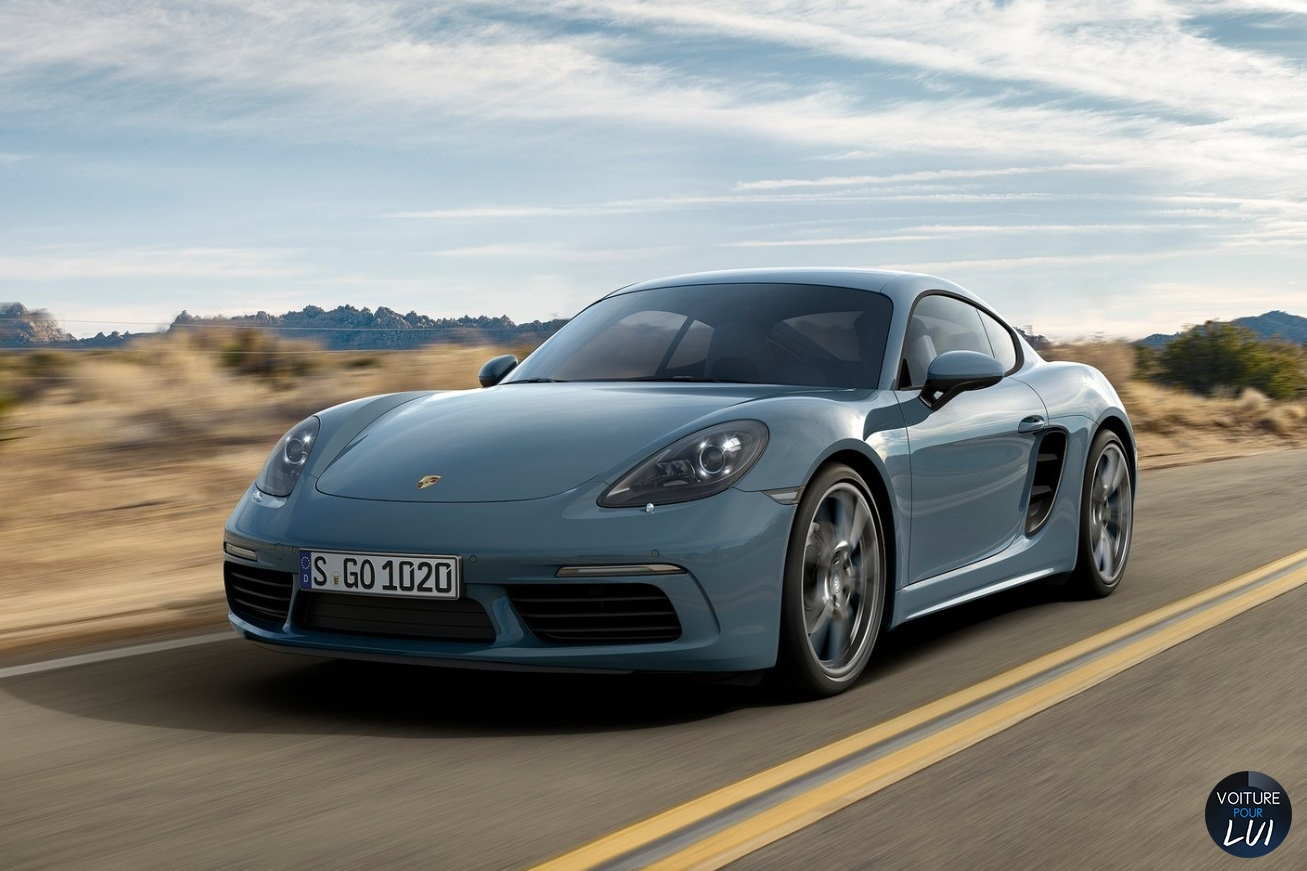 Nouvelle photo : Porsche718-Cayman-2017