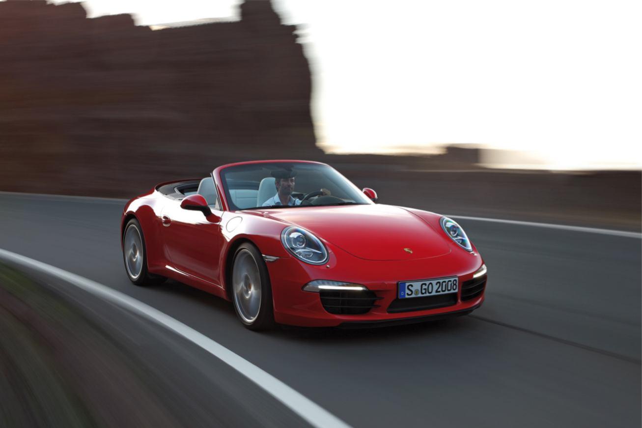 Les nouvelles photos de : 911-Carrera-S-Cabriolet