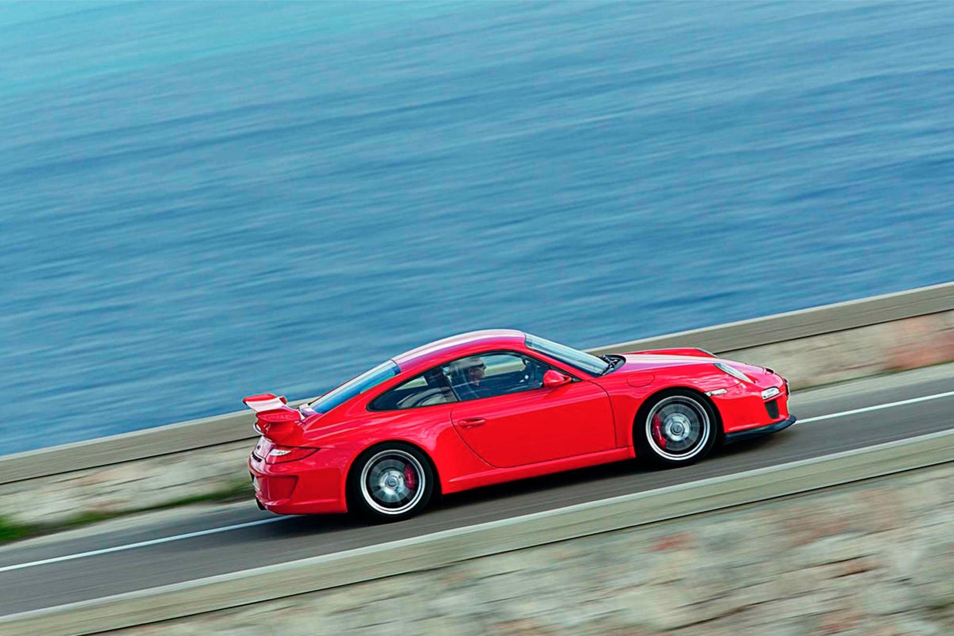 Les nouvelles photos de : 911-GT3-2009