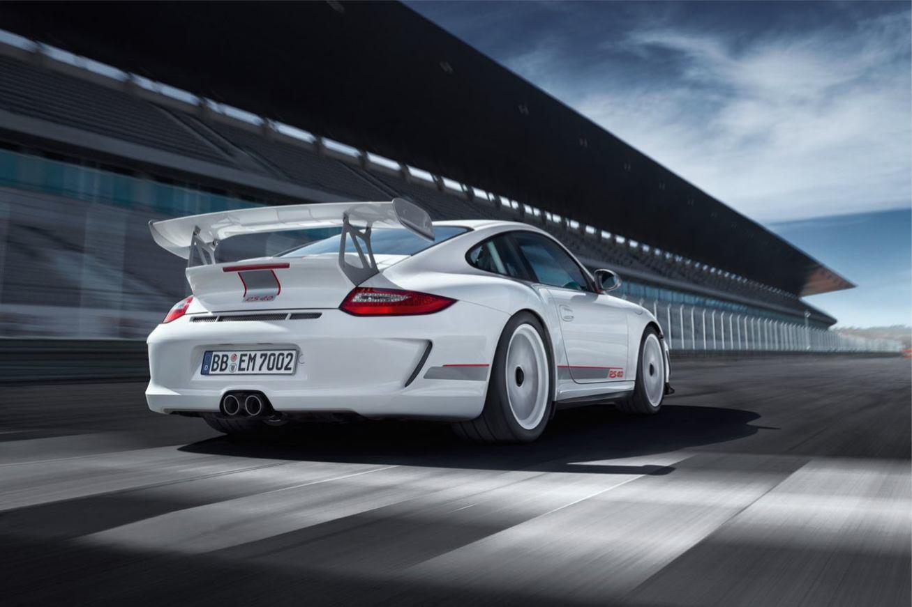 Porsche 911 GT3 RS 4 0